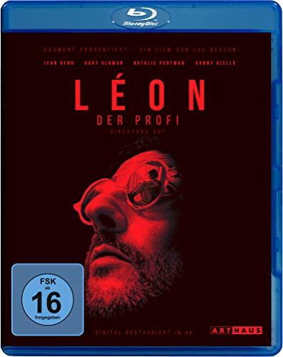 Leon - Der Profi / Kinofassung & Director's Cut / Blu-ray für 5,97€ (Amazon Prime)