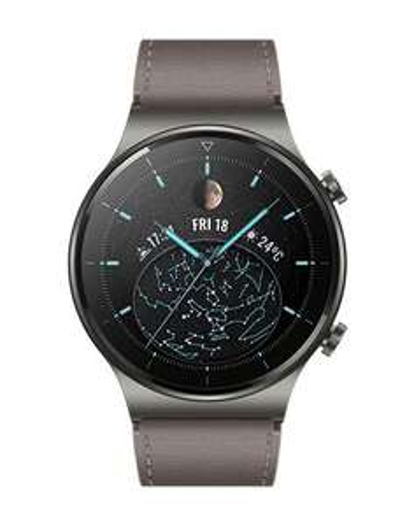 Huawei Watch GT2 Pro schwarz / grau für 249€ + Hoody (5% Shoop + 15€ GS möglich) effektiv ~230€