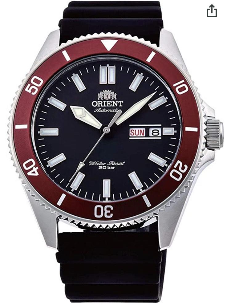 Orient Automatik Diver Uhr RA-AA0011B19B