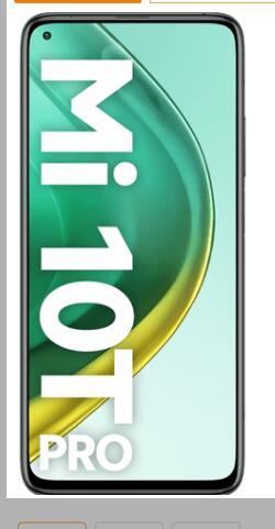 Xiaomi Mi 10T Pro 128GB schwarz / silber für 29€ einmalig und 19,99€ monatlich im O2 Superselect S 6GB LTE 50Mbit/s + 38€ Bonus