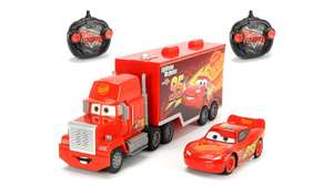 Dickie - RC Cars 3 Turbo Mack Truck + LMQ