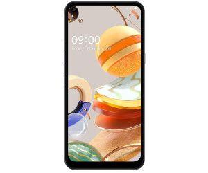 LG K61 Smartphone 128 GB (16,59 cm (6,53 Zoll) FHD+ Display, Premium 4-Fach-Kamera, MIL-STD-810G [Saturn & Amazon]