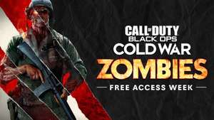 Call of Duty Cold War Zombie [14.-21.01.] PlayStation