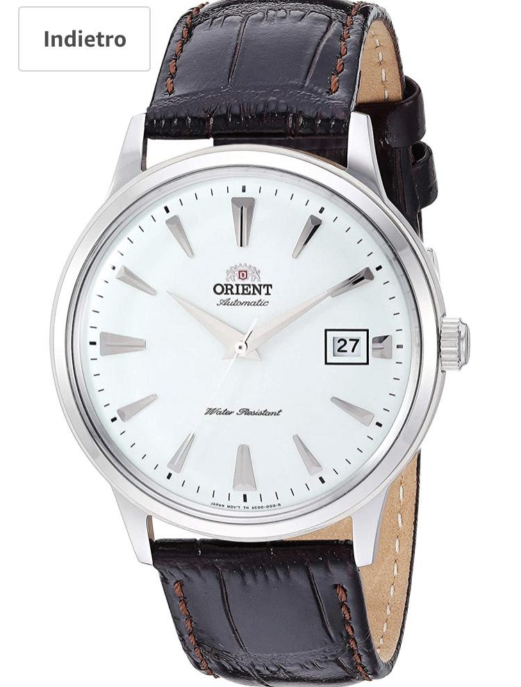 Orient Bambino Automatik Uhr FAC00005W0 - lieferbar Mitte Februar