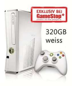 Xbox 360 weis 320 Gb Limited Edition