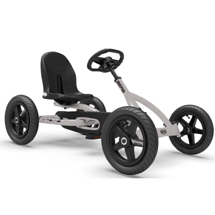 BERG Pedal Go-Kart Buddy Grau Sondermodell - limitiert
