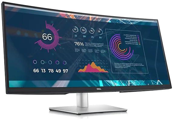 Corporate Benefits: Dell 34-USB-C-Monitor – P3421W [IPS,WQHD,USB-C]