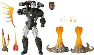 [Amazon] Hasbro Marvel Legends Series, 15 cm groß, Deluxe Marvel's War Machine Action-Figur, Premium-Design und 8 Accessoires