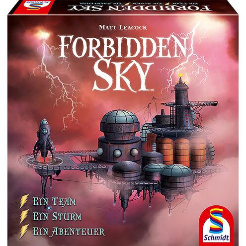 Forbidden Sky (Lokal 9,99€, mit Versand 15,94€, Brettspiel, Gesellschaftsspiel)