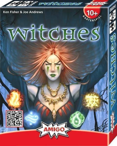 AMIGO Kartenspiele: Witches für 4,58€ +++ Druids für 5,57€ +++ LAMA Party Edition für 5,57€ [Thalia KultClub]
