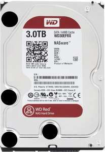 (vorbei) Western Digital Red 3000GB  (WD30EFRX)