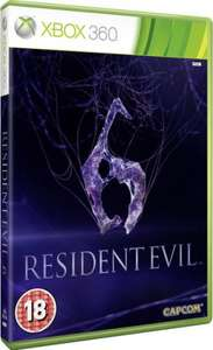 XBox360 - Resident Evil 6 für €18,65 [@TheHut.com]