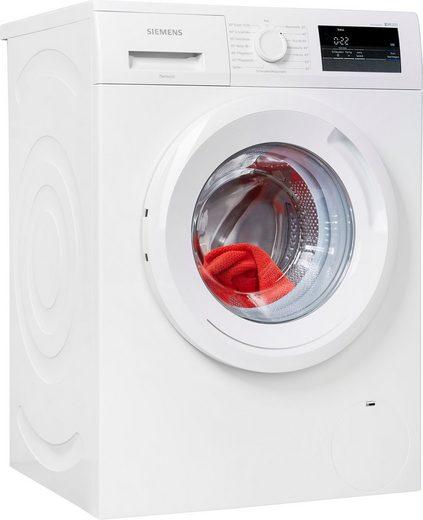 Siemens Waschmaschine WM14N0A2 iQ300 Aquastop Mengenautomatik 7kg 1400U/min. Invertermotor