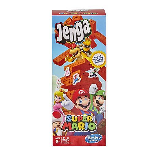 Jenga Super Mario Edition