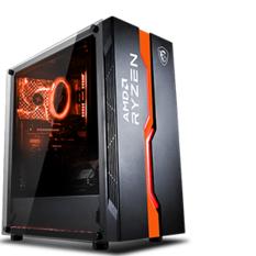 AGANDO agua 3656r5 vampiric - AMD Ryzen 5 3600, 16GB DDR4 PC-3000, AMD Radeon RX 5600 XT 6GB, 500GB M.2 SSD NVME, Win 10 Pro