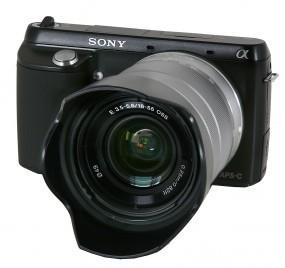 Sony Alpha NEX-F3K Kit