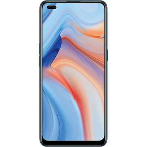 Oppo Reno4 5G Smartphone 8/128 GB galactic blue Dual-Sim Android 10.0 [Cyberport]