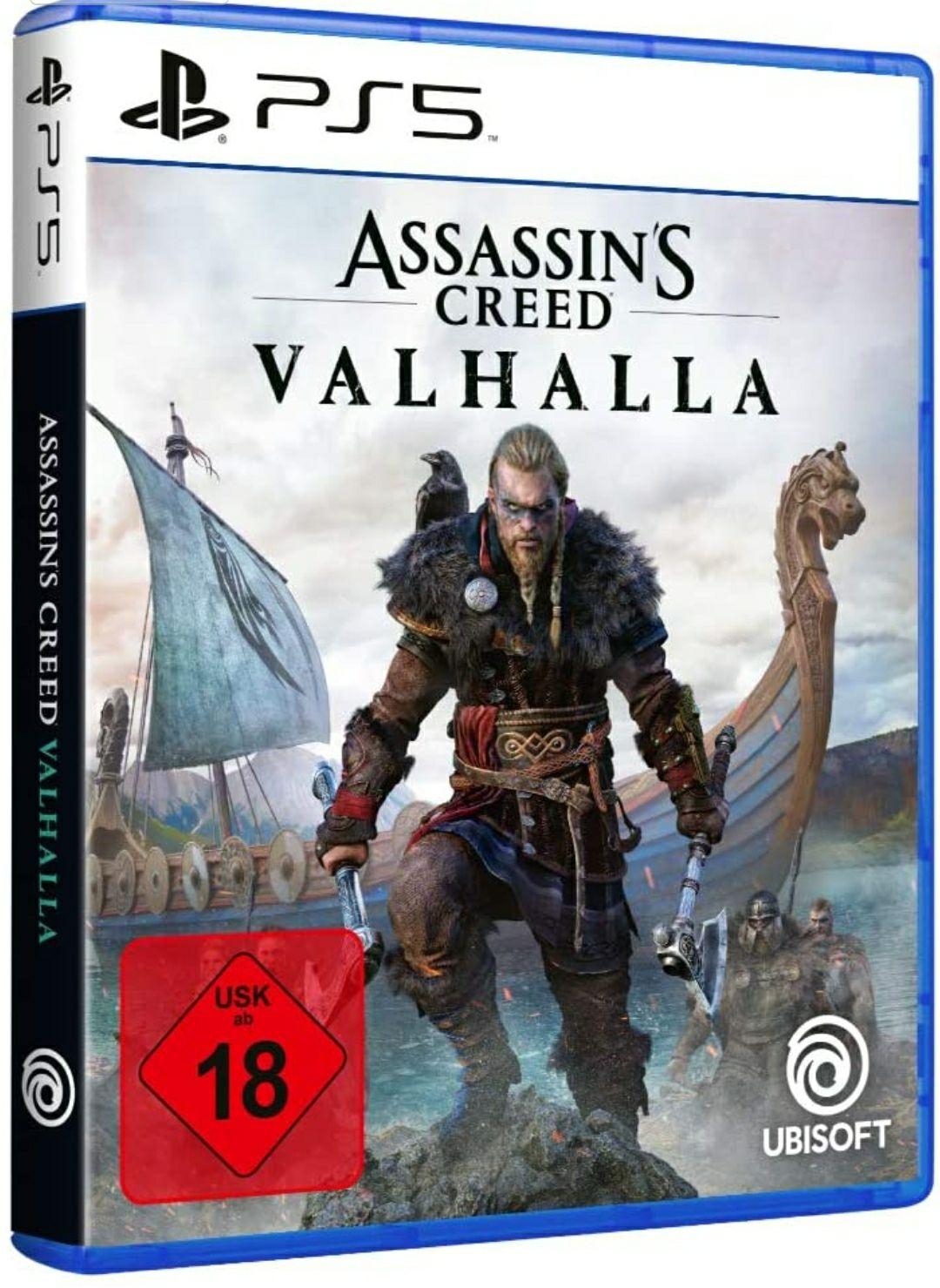 Assassin's Creed Valhalla - Standard Edition - [PlayStation 5] [Edition: Deutschland]