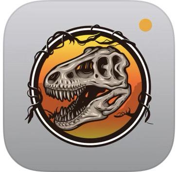 [IOS] Appstore iPhone - Jurassic AR Kamera Magic Video App