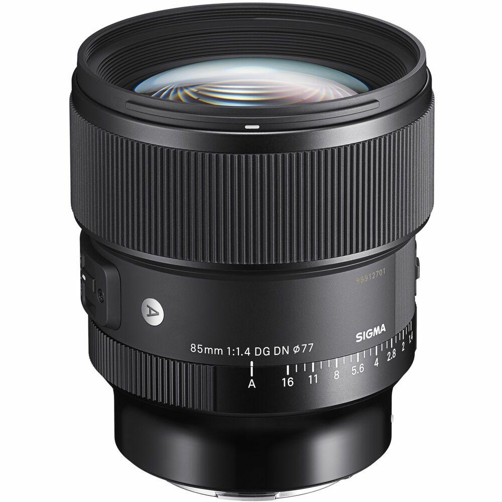 Sigma 85mm f1.4 DG DN Art Objektiv für Sony E-Mount