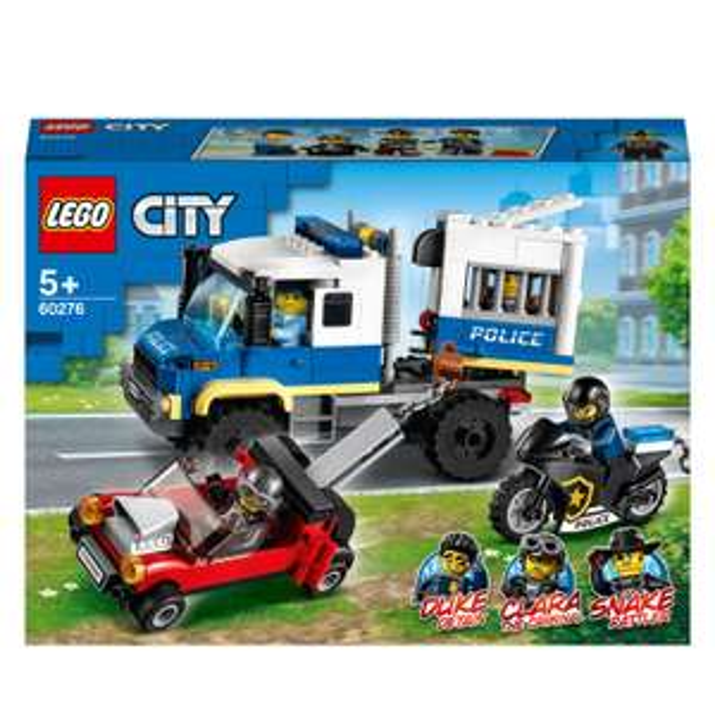 LEGO City - Polizei Gefangenentransporter (60276) [Prime]