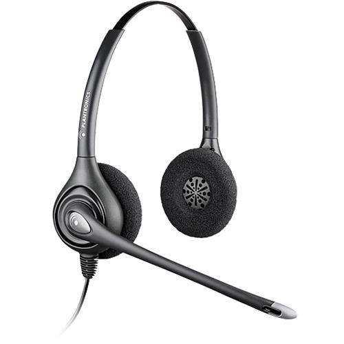 Plantronics Headset HW261N EMEA Wideband Schwarz