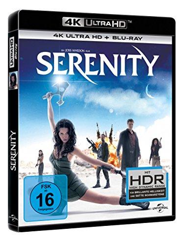 (Prime) Serenity - Flucht in neue Welten (4K Ultra HD + Blu-ray)