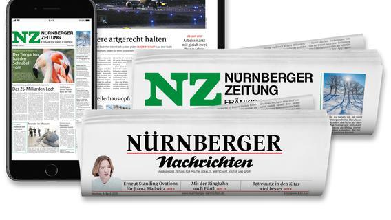 Nürnberger Zeitungen heute kostenlos lesen