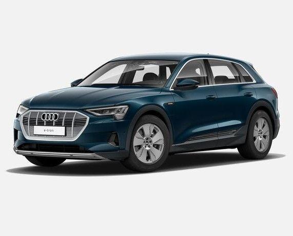 Gewerbeleasing: Audi E-tron / 313 PS (konfigurierbar) für 203€ (eff 234€) netto monatlich - LF: 0,35
