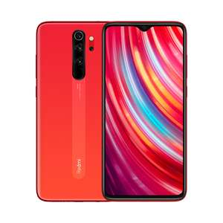 Redmi Note 8 Pro Orange 64 GB (129,90 € mit Gutschein möglich)
