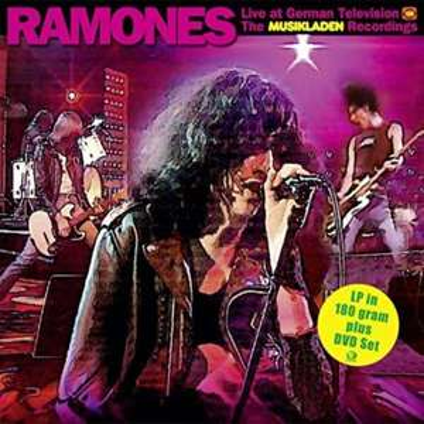 Ramones - The Musikladen Recordings 1978 - Vinyl+DVD