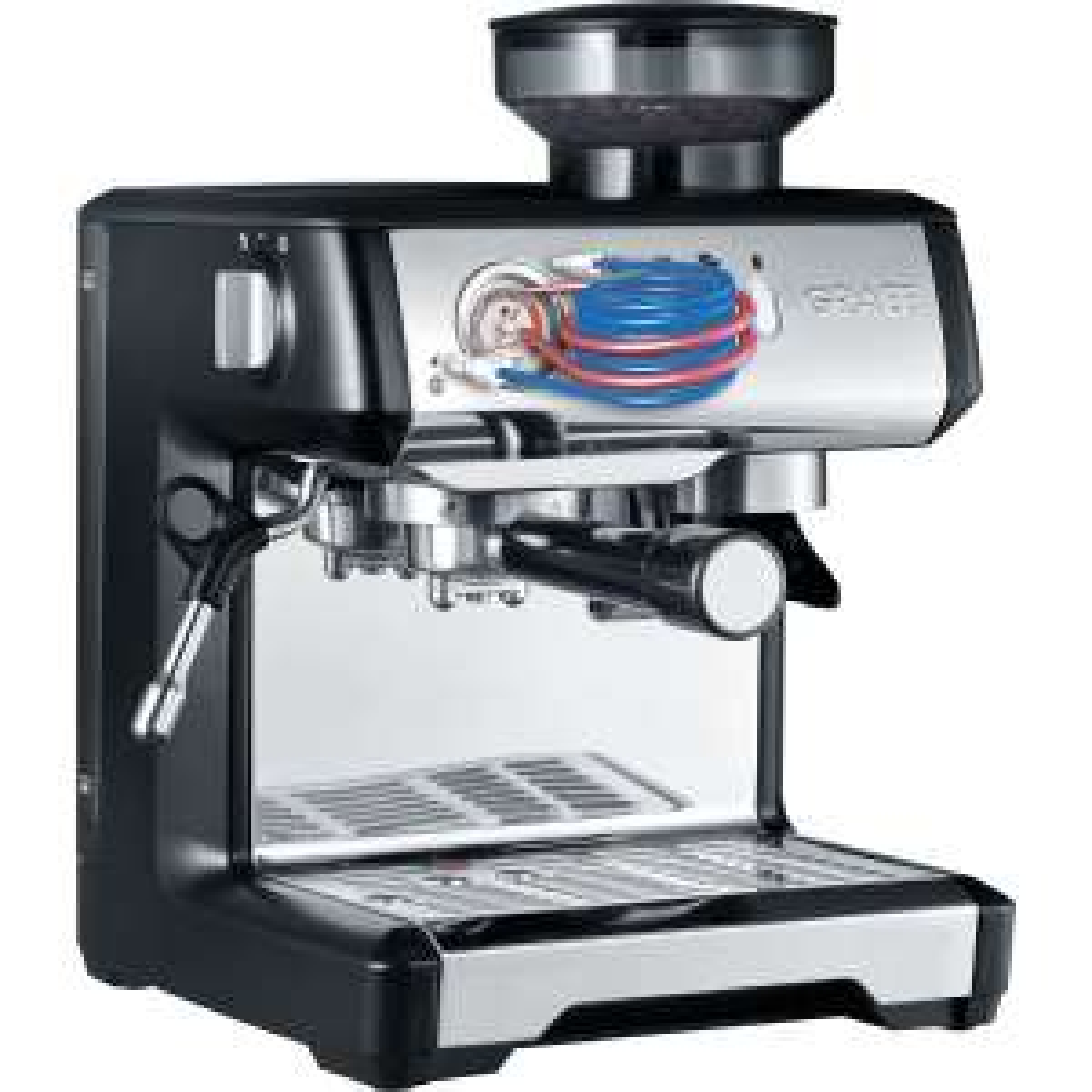 Graef ESM 802 Siebträger-Espressomaschine milegra [Galeria Kaufhof]