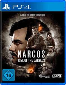 (Otto Up) Narcos: Rise of the Cartels PlayStation 4