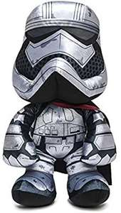 [Amazon Prime] Joy Toy H839925 Star Wars Plüschfigur XL Captain Phasma Episode 7, 45 cm groß, Darth Vader und Stormtrooper für 14,95€