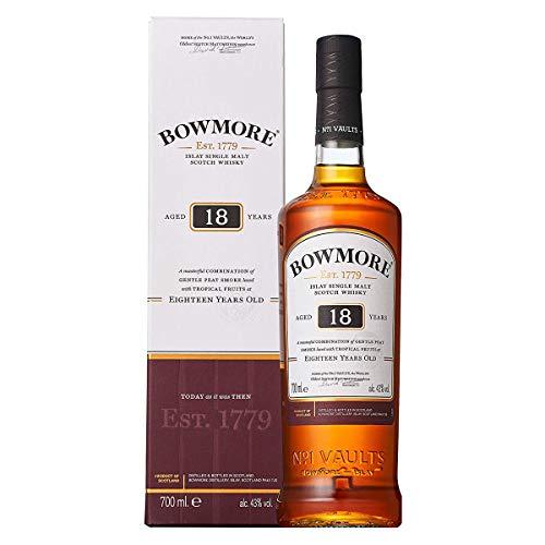 [Amazon] Whisky Angebote z.B. Bowmore 18 Jahre für 56,17 € möglich