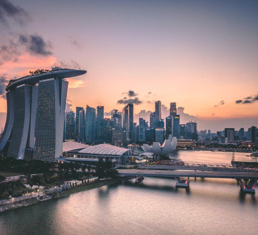 Flüge: Singapur (bis Dez 21) Hin- und Rückflug mit Etihad Airways von München und Frankfurt für 398€ inkl. Gepäck