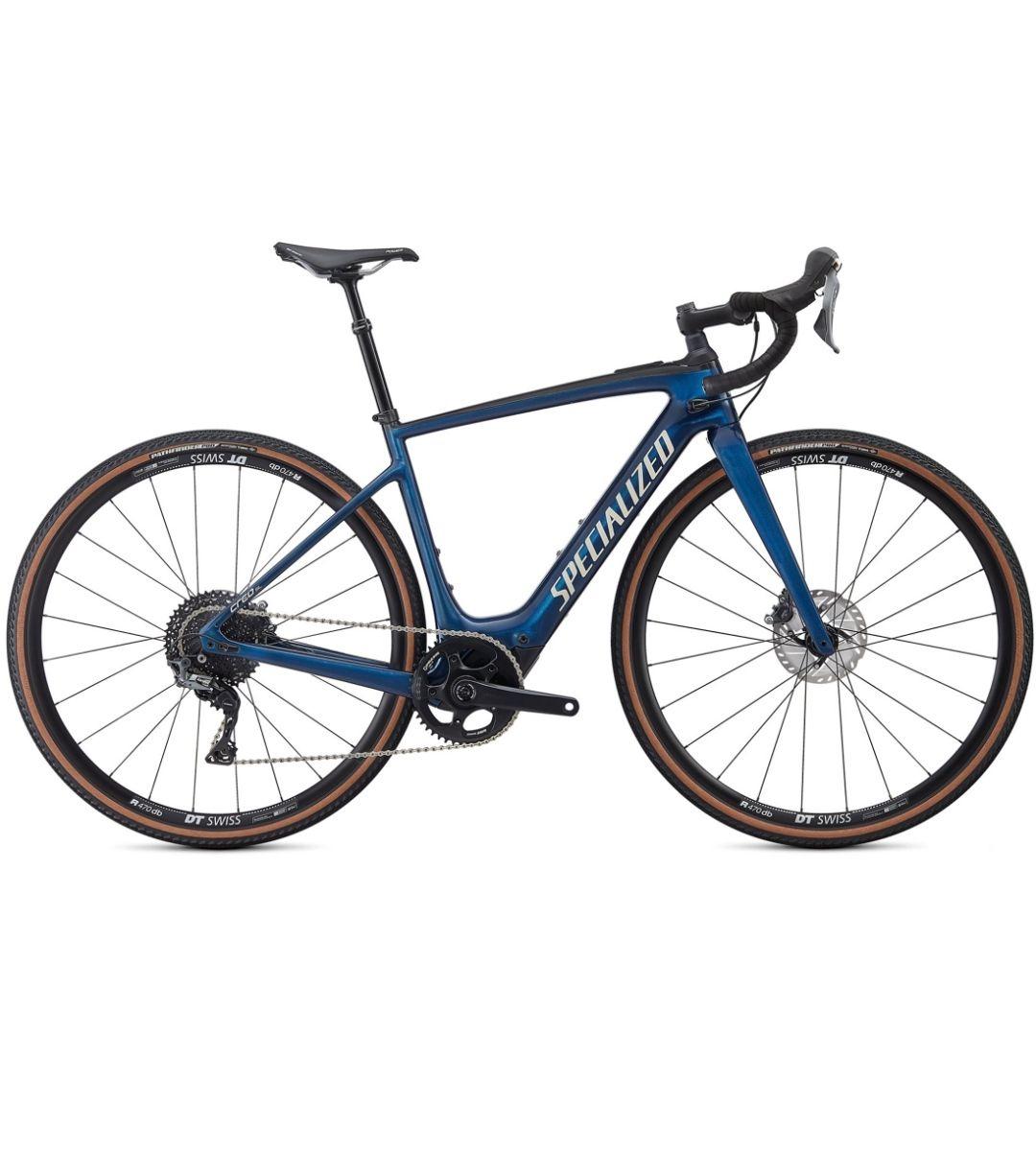 Specialized Creo SL Comp Carbon Evo - Elektro Gravel Bike 2020 |Fahrrad carbon