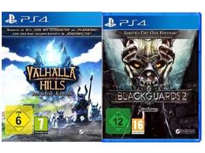 (PS4) | 2in1 | Valhalla Hills: Definitive Edition & Blackguards 2: Day One Edition | Saturn / MM Abholung