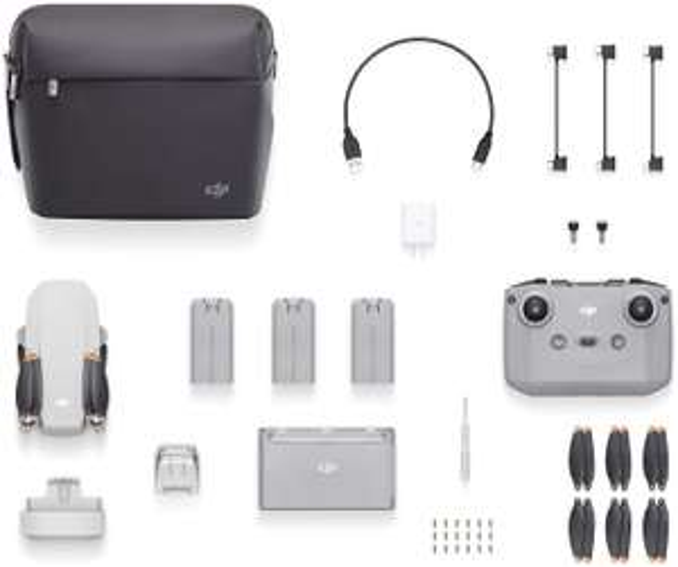 Amazon - DJI Mini 2 Fly More Combo + Care Refresh