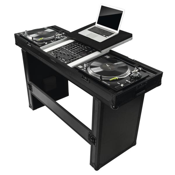 [elevator.de] Reloop TTM Case Tray, DJ-Koffer mit integriertem DJ-Pult,
