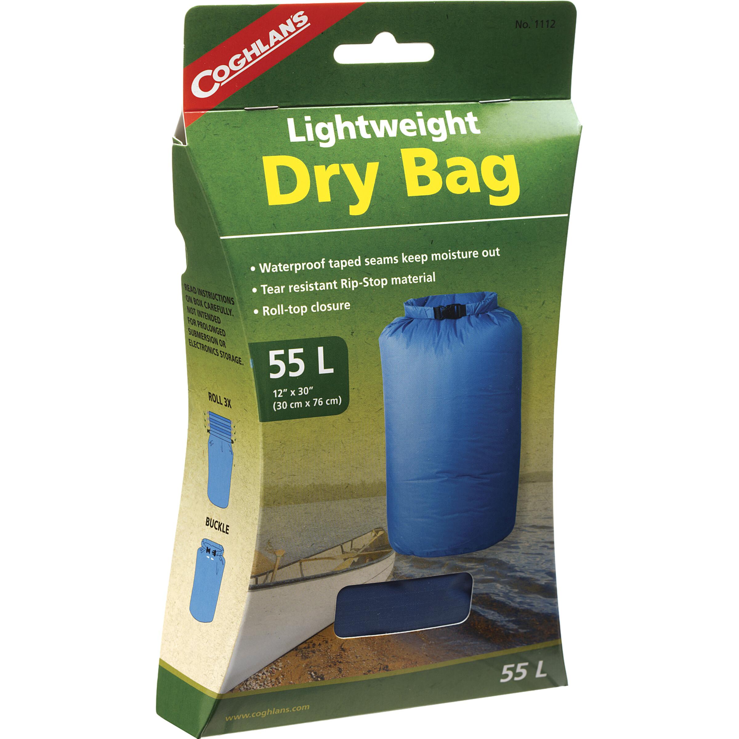 (Campz) Coghlans Dry Bag Packsack wasserdicht 55l