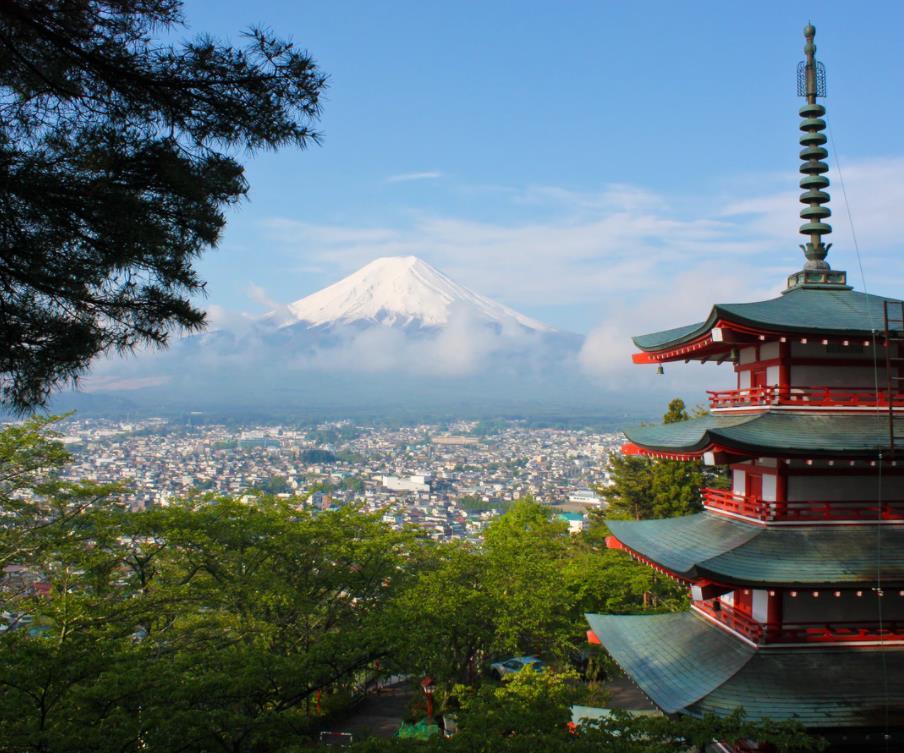 Flüge: Tokio / Japan (bis Dez) Hin- und Rückflug mit Etihad Airways von Frankfurt und München für 447€ inkl. Gepäck
