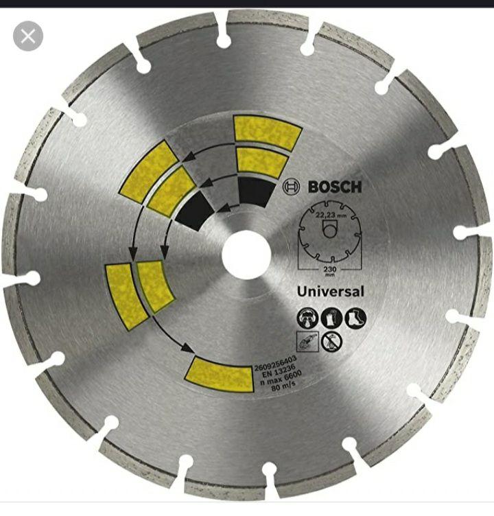 Bosch Diamanttrennscheibe Beton 180er - Multirabatt 11,99 ab zwei Stück