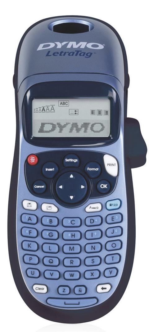 [Netto Offline] DYMO Etikettendrucker LetraTag LT-100H