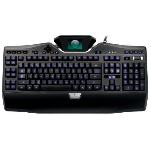 Amazon Blitz angebot um 14 Uhr Logitech G19 Gaming Tastatur