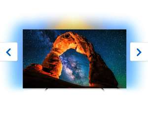 Philips OLED 8 Serie - 65OLED803/12, 4K/UHD, OLED, Smart TV, 164 cm [65 Zoll] mit HDR10, Ambilight, Android TV und P5 Engine
