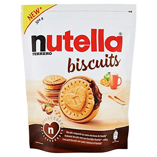Nutella Biscuits für 2,91€ (plus Porto über Amazon.IT) statt 6,99€ pro Packung