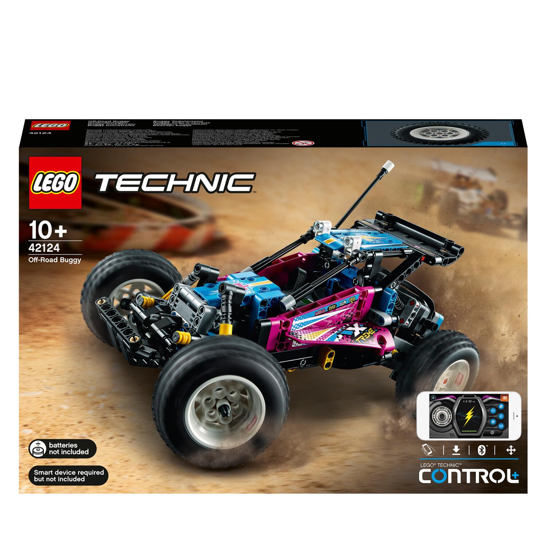 LEGO Technic Geländewagen mit App-Steuerung (42124) für 95€ [interspar.at]