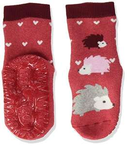 Sterntaler Mädchen FLI Soft Igel Socken