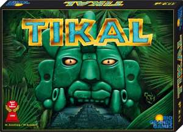 Tikal (Spiel des Jahres 1999, BGG 7.3) [Thalia KultClub]